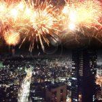 大阪天神祭の花火が見えるホテルは?レストランは?予約はいつまでにすると良い?