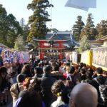 大阪の初詣で屋台がたくさんある神社はココ!ベスト3!