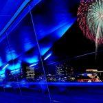 天神祭の花火が見える京橋のホテル3つをご紹介!