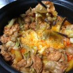 チーズタッカルビ コストコの食べ方!キャベツや卵を使ったアレンジメニュー!