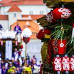 比枝神社 鶴見区の夏祭りと秋祭り!だんじりの見どころは!